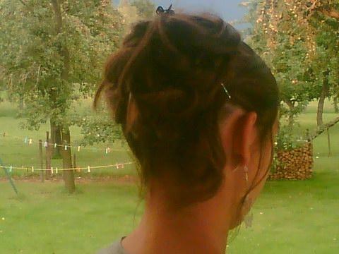 Haare Hochstecken Im Kordellook